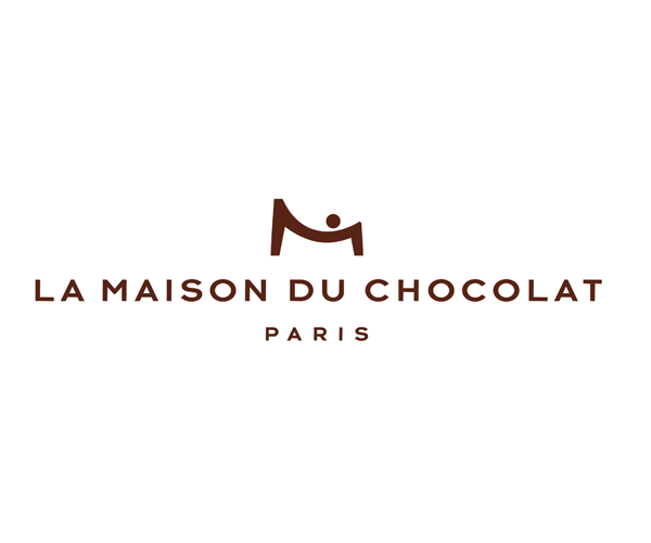 106 best chocolate company logos famous brands for La maison du design