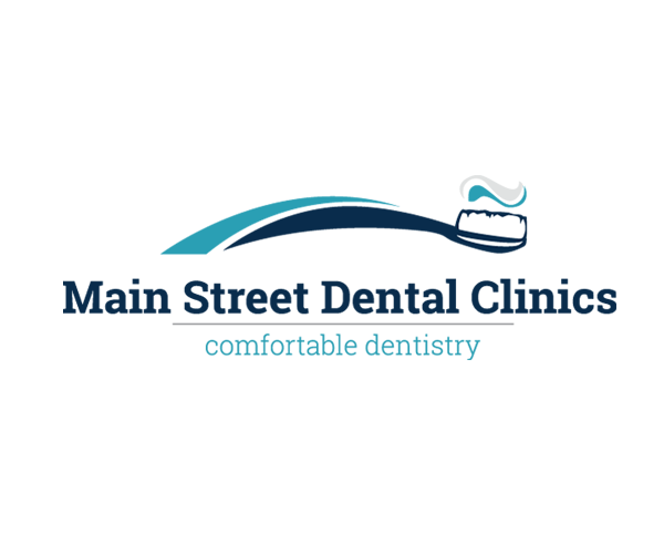 Main-Street-Dental-logo-design