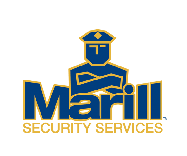 Maril-Security-Services-logo-design