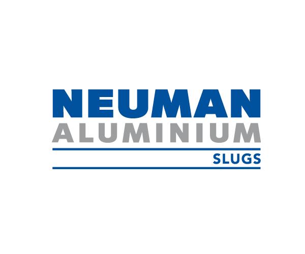 Neuman-Aluminium-logo-design