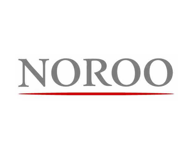 Noroo-paints-logo-design