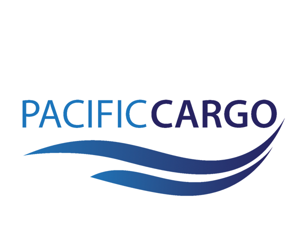Pacific-Cargo-logo-design