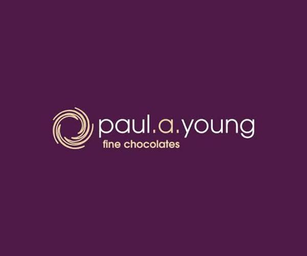 Paul-A-Young-Fine-Chocolates-logo-design
