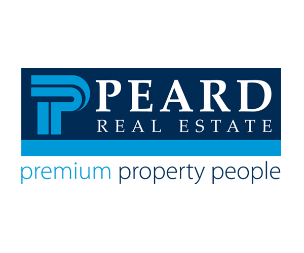 Peard-real-estate-logo-design