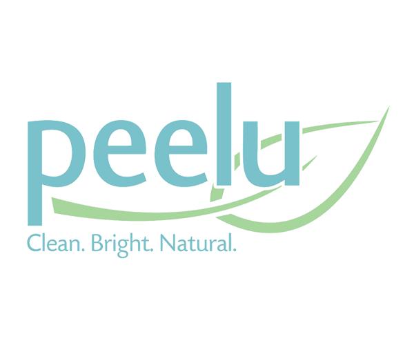 Peelu-toothpaste-logo-design