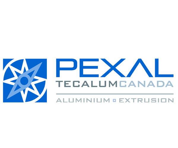 Pexal-Tecalum-Canada-logo-design
