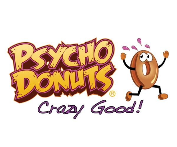 Psycho-Donuts-Logo-Design