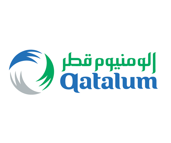 Qatar-Aluminium-logo-design-download