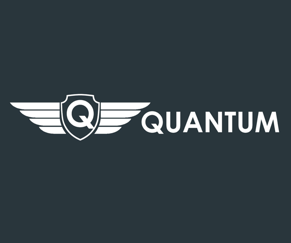 Quantum-Intelligent-Security-logo-design