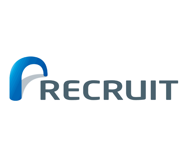 Recruit-Holdings-Logo-design