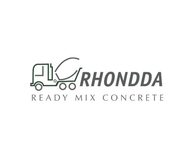 Rhondda-Ready-Mix-Concrete-logo-design