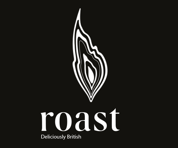 Roast-Restaurant-logo-in-london