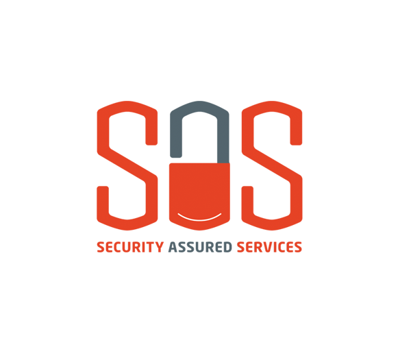 SAS-Security-logo-design-idea