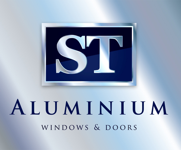 ST-Aluminium-logo-design