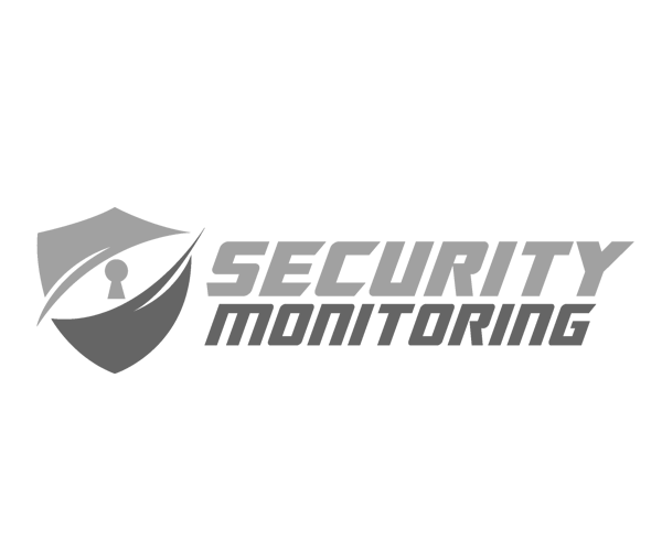 Security-Monitoring-logo-design