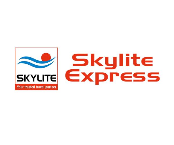 Skylite-Express-UK-logo-design