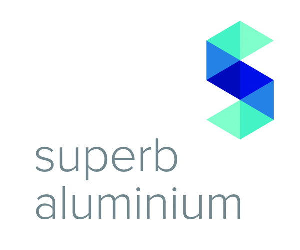 Superb-Aluminium-logo-design