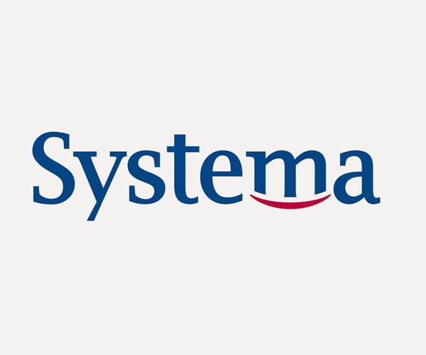 Systema-toothpaste-logo-design
