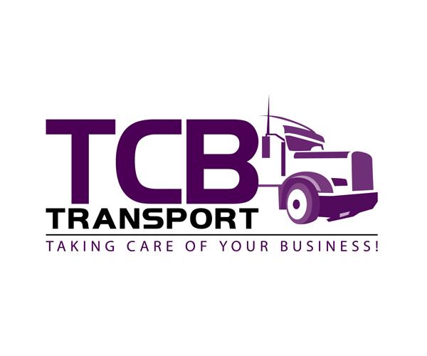 TCB-Transport-Inc-logo-design