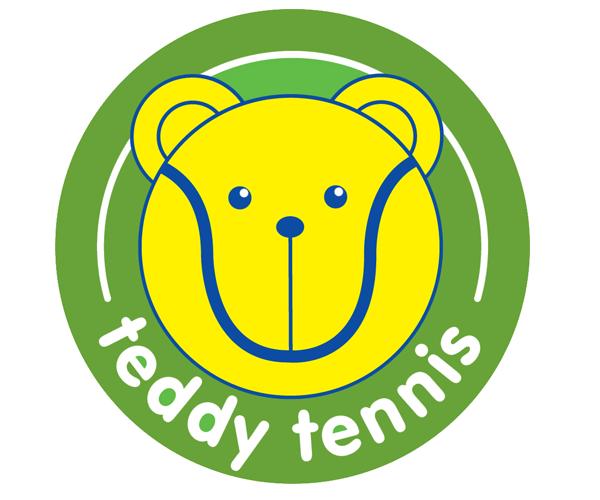 Teddy-Tennis-Logo-design