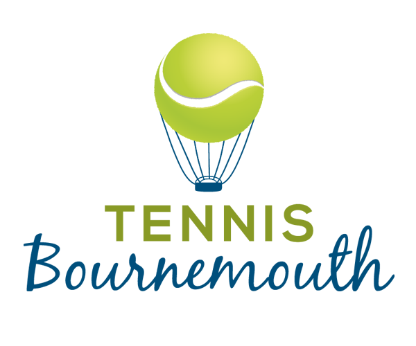 Tennis-Bournemouth-logo-design