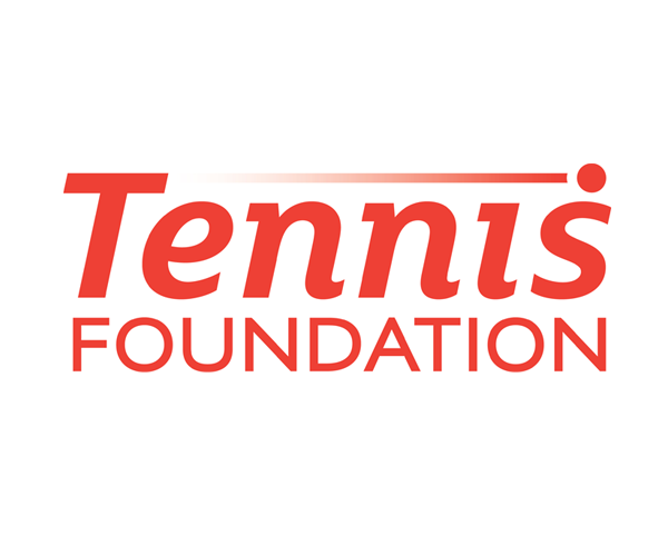 Tennis-Foundation-logo-design