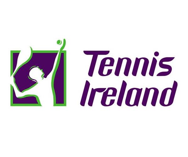 Tennis-Ireland-logo-design