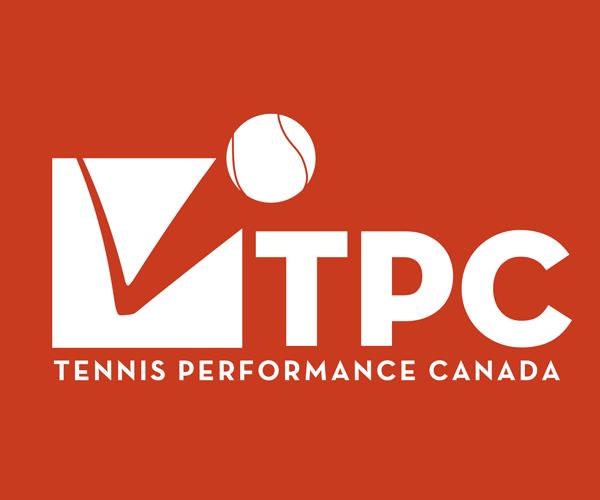 Tennis-Performance-Canada-logo-design