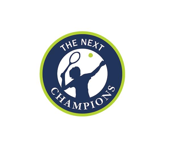 The-Next-Champions-Tennis-logo-design
