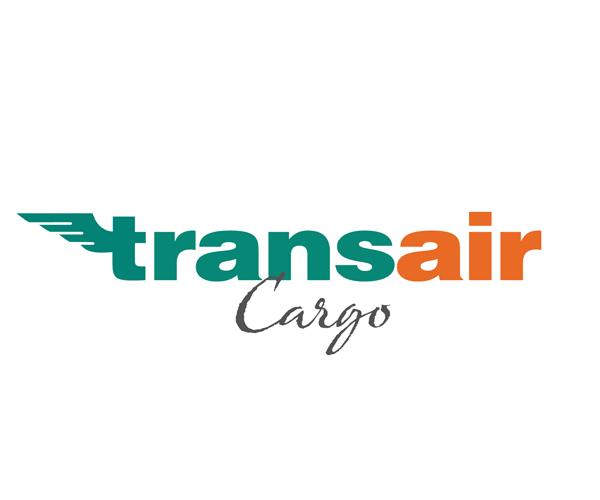 Transair-Cargo-logo-design