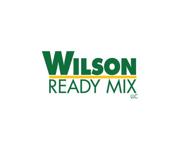 Wilson-Ready-Mix-Concrete-logo-design