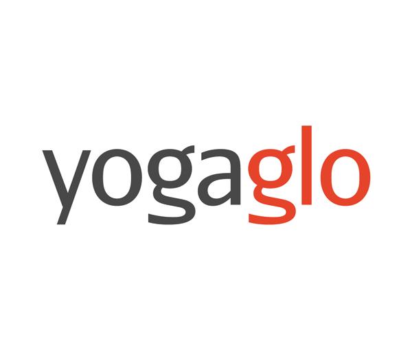 YogaGlo-logo-design