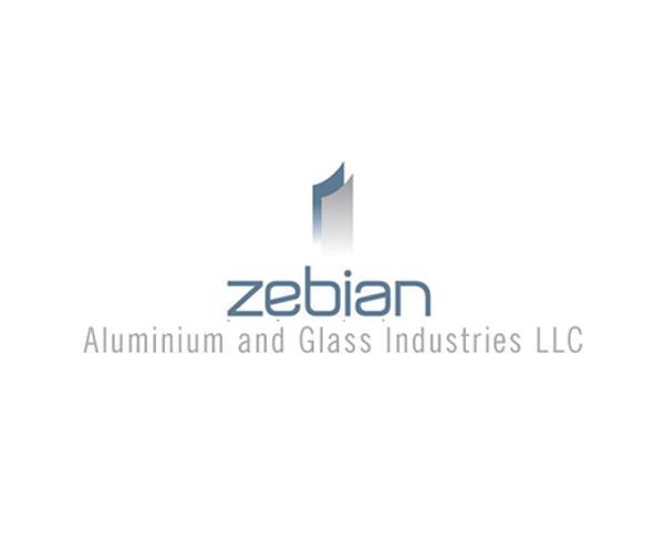 Zebian-Aluminium-dubai-logo-design