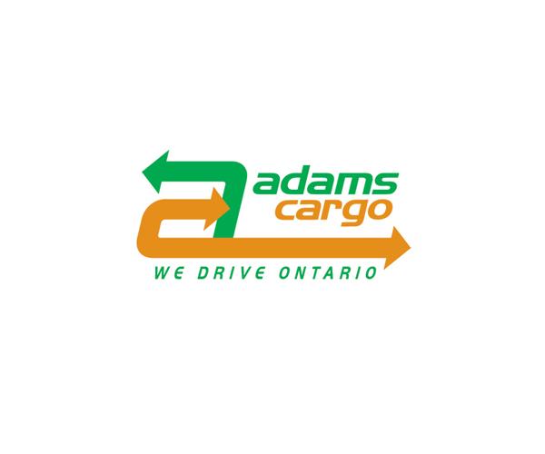 adams-cargo-ontario-logo-design