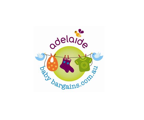 adelalde-baby-bragains-logo-design