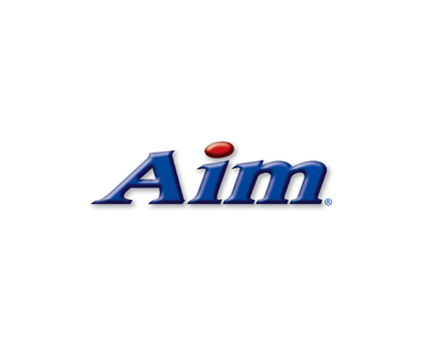 aim-toothpaste-logo-design-idea