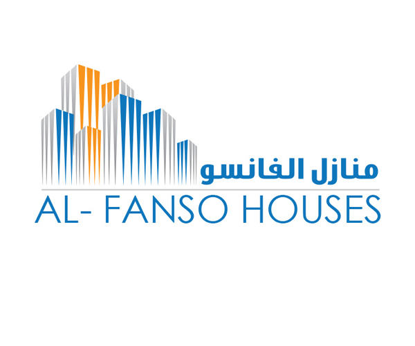 al-fanso-houses-logo-design