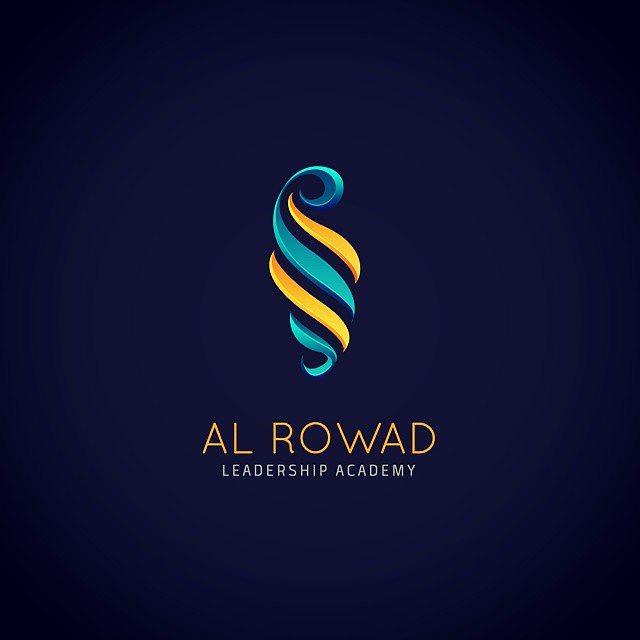 al Rowad Academy Logo