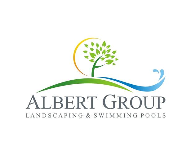 albert-group-pools-logo-free-vectors