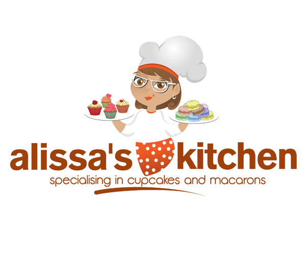alissas-kitchen-logo-design