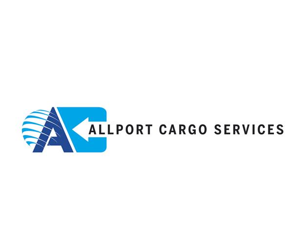 all-port-cargo-services-logo-design