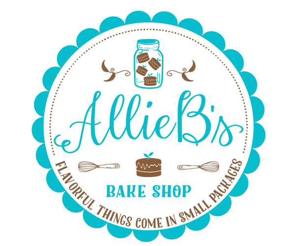 alliebs-bake-shop-logo-design