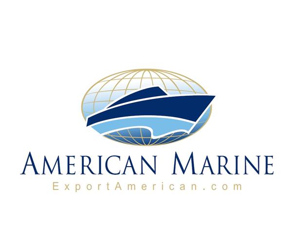 american-marine-logo-design
