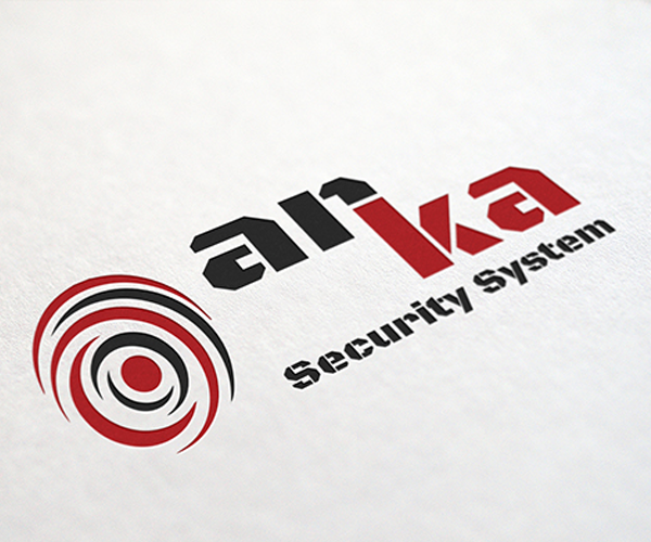 anka-security-system-logo-design