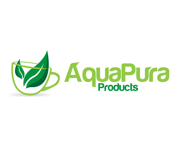 aquapura-products-logo-design
