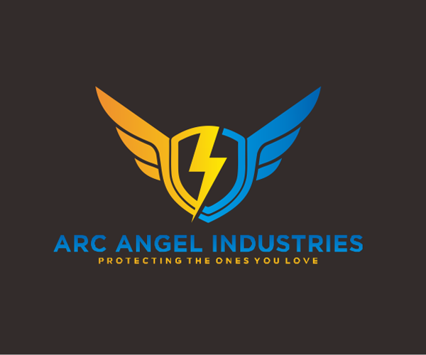 arc-angel-industries-logo-design