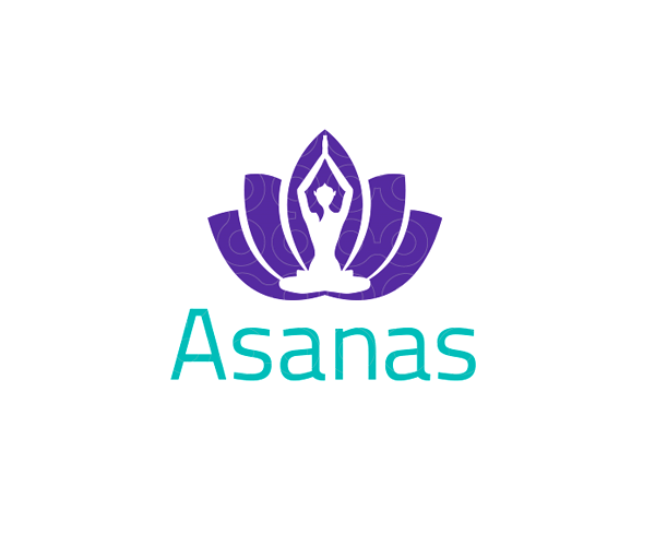 asanas-logo-design-free