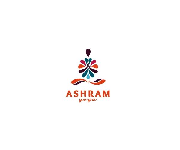 ashram-logo-design