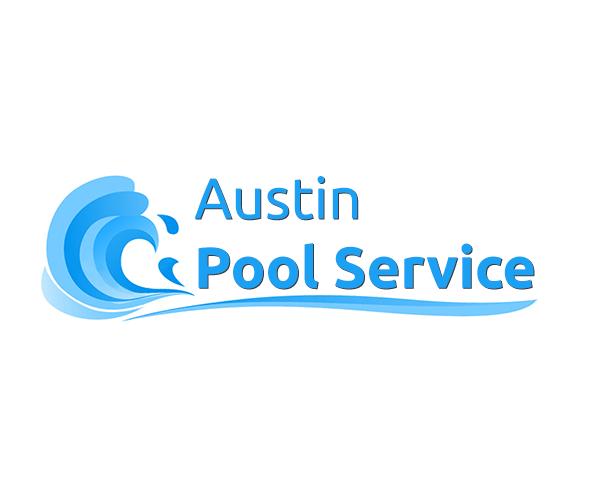 austin-pool-service-logo-design-free
