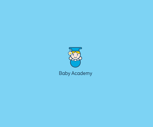 baby-academy-logo-design